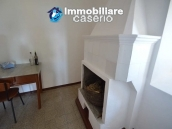 Habitable town house sea view for sale in a Medieval Castle town, Abruzzo 9