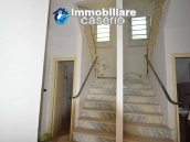 Selling house in Italy with terrace in Aruzzo, Roccaspinalveti 10