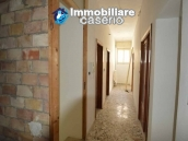 Selling house in Italy with terrace in Aruzzo, Roccaspinalveti 17