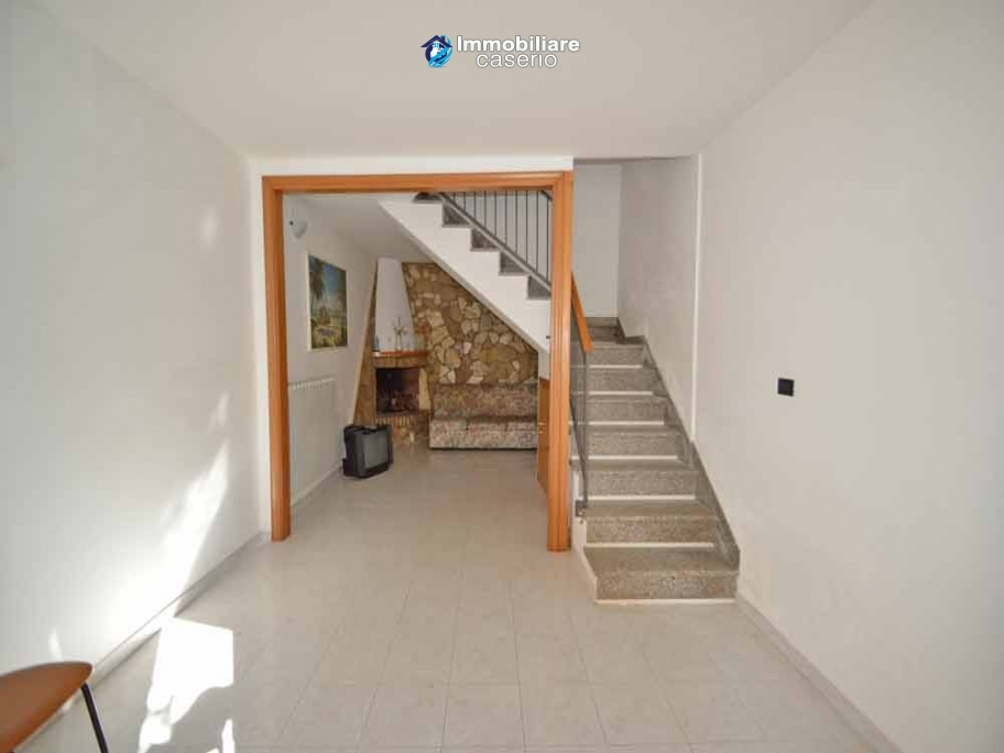 Buy a house in Italy with terrace sea view, Abruzzo, Cupello