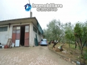Crafts place with the possibility of turning into residential use with land for sale in Cupello, Italy 2