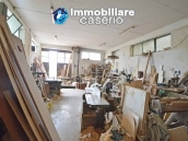 Crafts place with the possibility of turning into residential use with land for sale in Cupello, Italy 4
