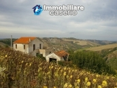 Rural house to renovate with 14.5 hectares for sale in Atri, Teramo 1