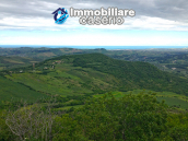 Ancient stone town house with sea view for sale in Furci, Abruzzo 11