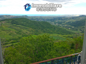 Ancient stone town house with sea view for sale in Furci, Abruzzo 12