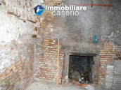 Ancient stone town house with sea view for sale in Furci, Abruzzo 22