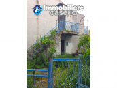 Ancient stone town house with sea view for sale in Furci, Abruzzo 3