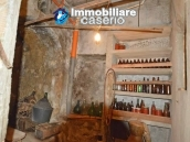 Detached property in the center of Carunchio 36 km away from sea 25