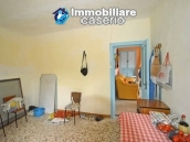 Habitable detatched country house for sale with land in Abruzzo 10