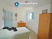 Habitable detatched country house for sale with land in Abruzzo 13