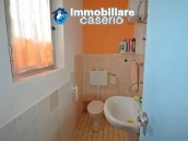 Habitable detatched country house for sale with land in Abruzzo 14