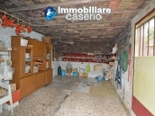 Habitable detatched country house for sale with land in Abruzzo 15