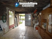 Habitable detatched country house for sale with land in Abruzzo 16