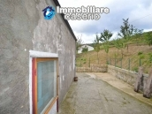 Habitable detatched country house for sale with land in Abruzzo 21