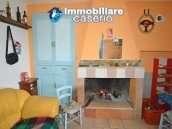 Habitable detatched country house for sale with land in Abruzzo 4