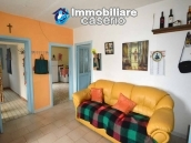 Habitable detatched country house for sale with land in Abruzzo 5