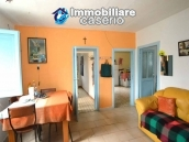 Habitable detatched country house for sale with land in Abruzzo 6