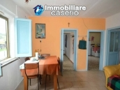 Habitable detatched country house for sale with land in Abruzzo 7