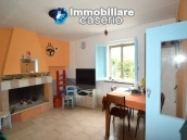 Habitable detatched country house for sale with land in Abruzzo 8