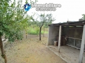 Country house ready to move for sale on Abruzzo hills 58