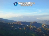 Habitable house with terrace and sea view for sale in Teramo province 11