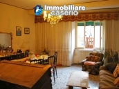 Habitable house with terrace and sea view for sale in Teramo province 3