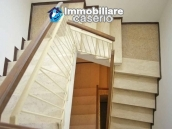Habitable house with terrace and sea view for sale in Teramo province 7