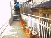 Habitable house with terrace and sea view for sale in Teramo province 8