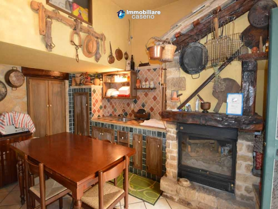 Rustic town house in Abruzzo - Italy Property for sale in San Buono