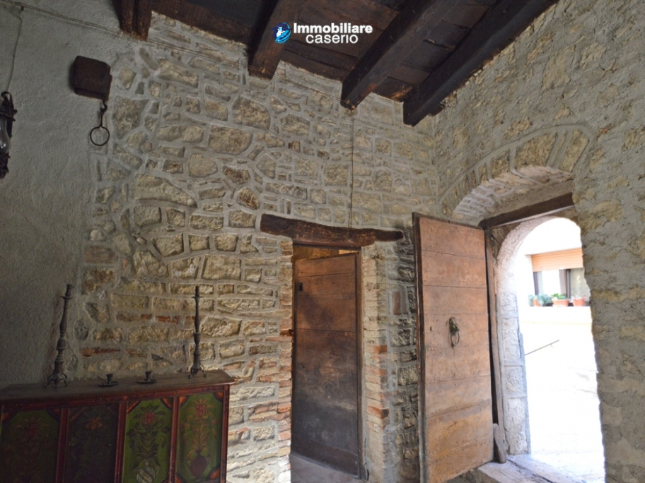 House in the old town for sale Busso, Campobasso, Molise