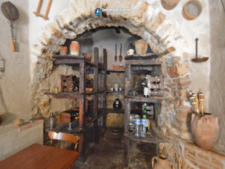 House In The Old Town For Sale Busso Campobasso Molise
