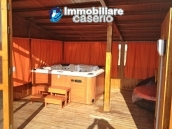 Stone farmhouse with adjoining wooden house used as a spa, for sale Molise, Italy 14