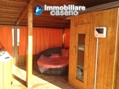 Stone farmhouse with adjoining wooden house used as a spa, for sale Molise, Italy 15