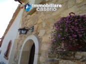 Stone farmhouse with adjoining wooden house used as a spa, for sale Molise, Italy 18