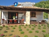Stone farmhouse with adjoining wooden house used as a spa, for sale Molise, Italy 2