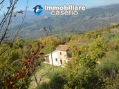 Stone farmhouse with adjoining wooden house used as a spa, for sale Molise, Italy 21