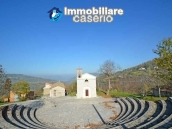 Stone farmhouse with adjoining wooden house used as a spa, for sale Molise, Italy 22