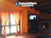 Stone farmhouse with adjoining wooden house used as a spa, for sale Molise, Italy 4