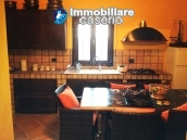 Stone farmhouse with adjoining wooden house used as a spa, for sale Molise, Italy 5