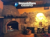 Stone farmhouse with adjoining wooden house used as a spa, for sale Molise, Italy 6