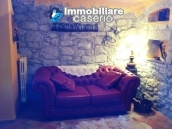 Stone farmhouse with adjoining wooden house used as a spa, for sale Molise, Italy 7
