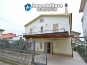 House with a garden divided two apartments for sale Casalbordino, Abruzzo, Italy 1