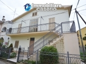 House with a garden divided two apartments for sale Casalbordino, Abruzzo, Italy 2