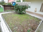 House with a garden divided two apartments for sale Casalbordino, Abruzzo, Italy 39