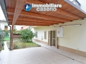House with a garden divided two apartments for sale Casalbordino, Abruzzo, Italy 4