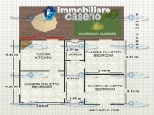 House with a garden divided two apartments for sale Casalbordino, Abruzzo, Italy 46