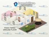 House with a garden divided two apartments for sale Casalbordino, Abruzzo, Italy 47