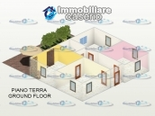 House with a garden divided two apartments for sale Casalbordino, Abruzzo, Italy 51
