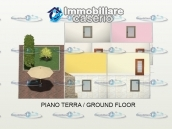 House with a garden divided two apartments for sale Casalbordino, Abruzzo, Italy 52
