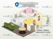 House with a garden divided two apartments for sale Casalbordino, Abruzzo, Italy 53